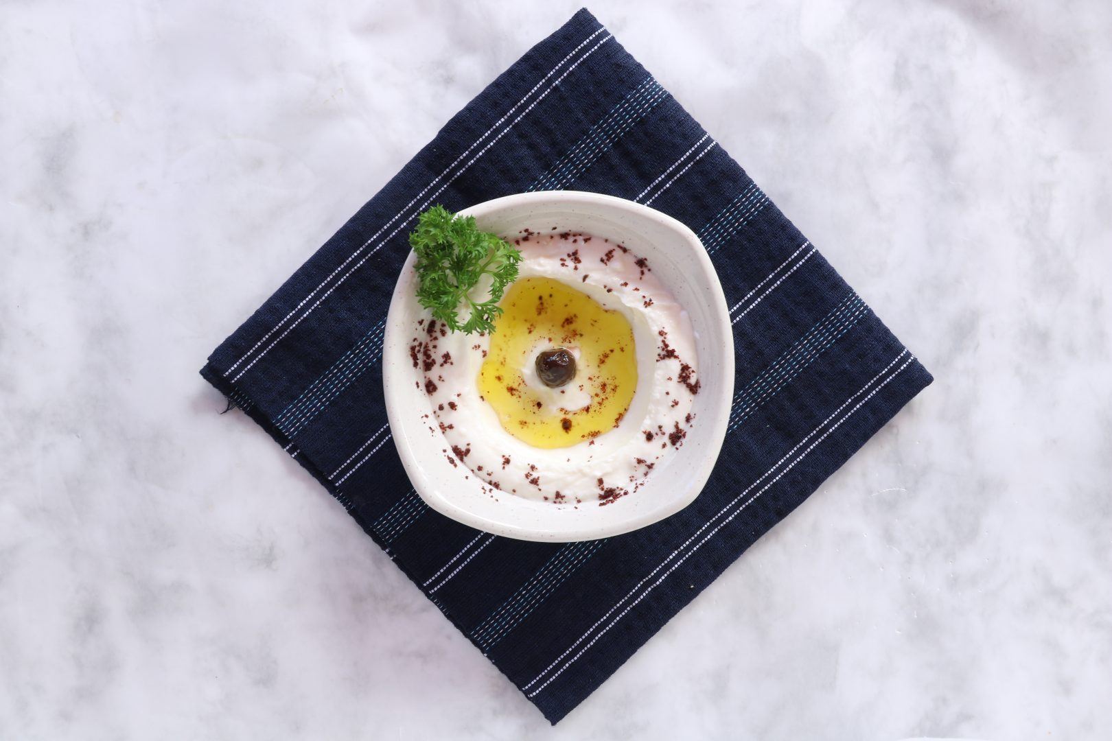 Garlic Labneh