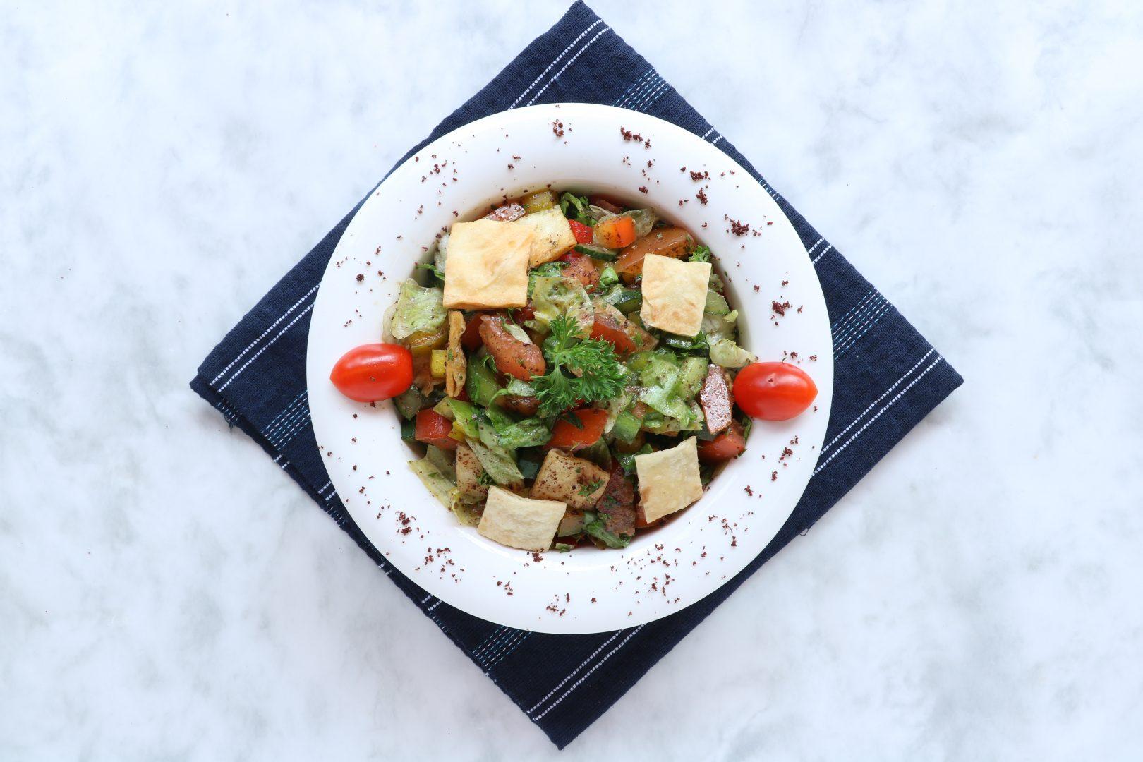 Zatar - Lebanese Salad