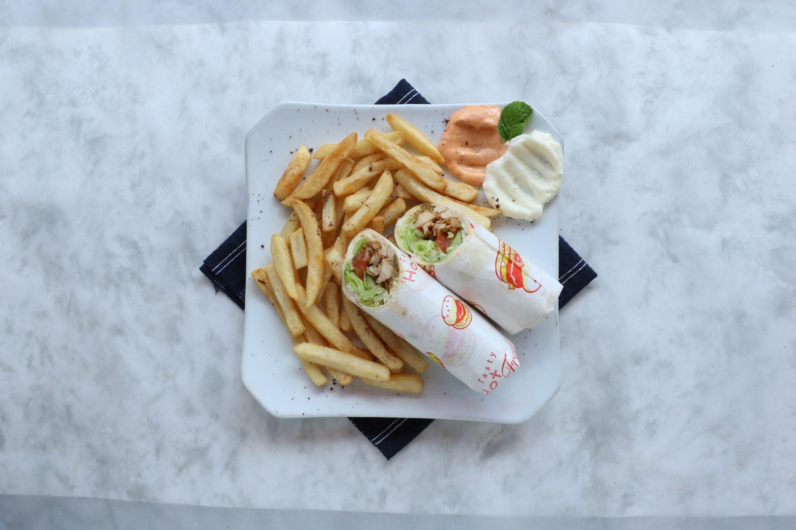 Chicken Shawarma Byblos Grill
