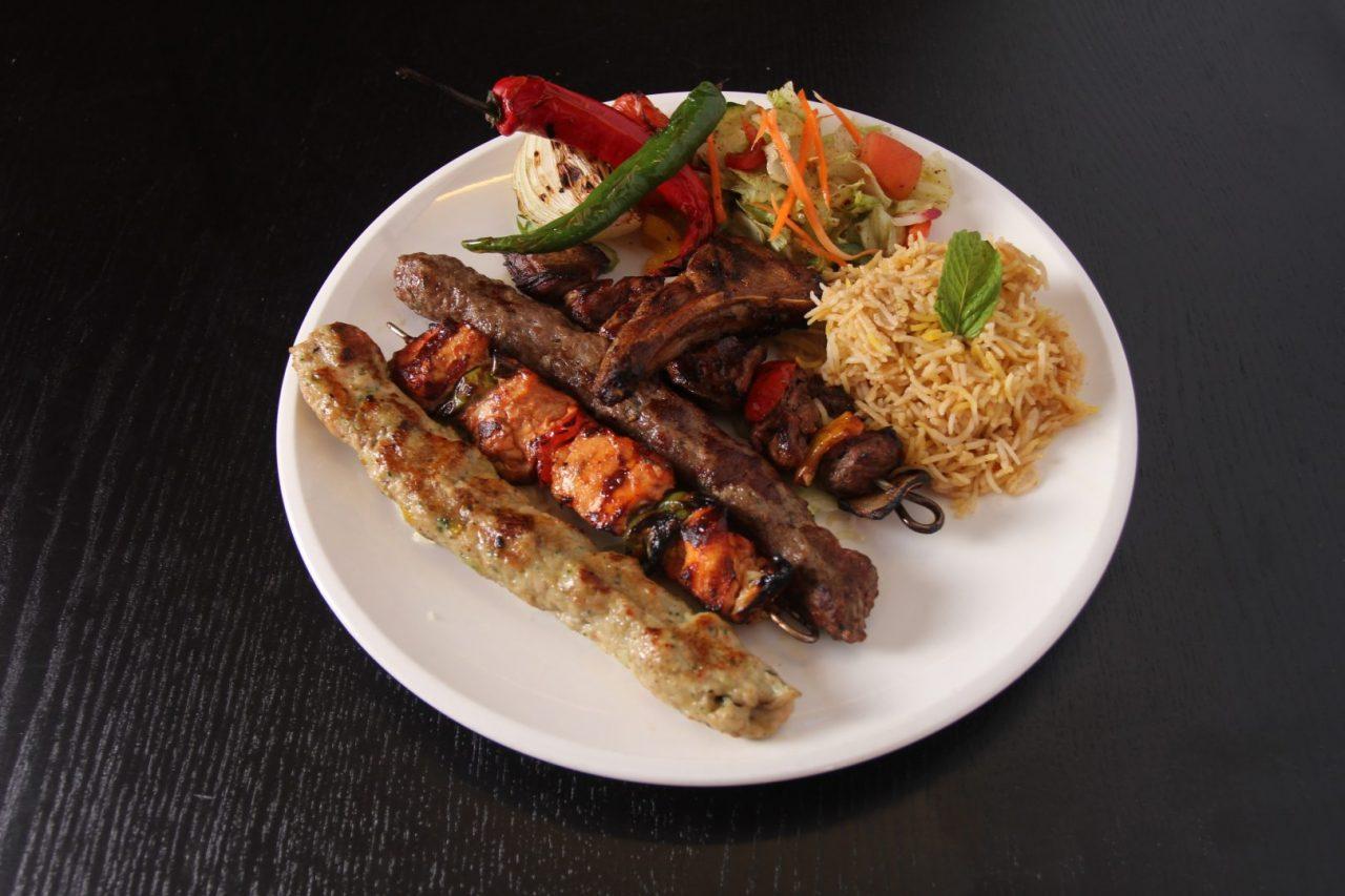 Mixed Grill Platter - Mediterranean